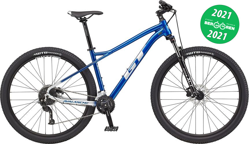 GT AVALANCHE SPORT BLUE 27,5