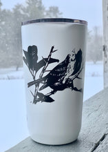 Load image into Gallery viewer, Linnet Bird Camelbak Travel Tumbler