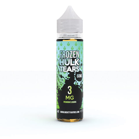 Mighty Vapors - Frozen Hulk Tears 60ml