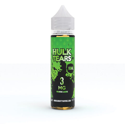 Mighty Vapors - Hulk Tears 60ml