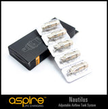 Aspire Nautilus and Nautilus Mini Coils