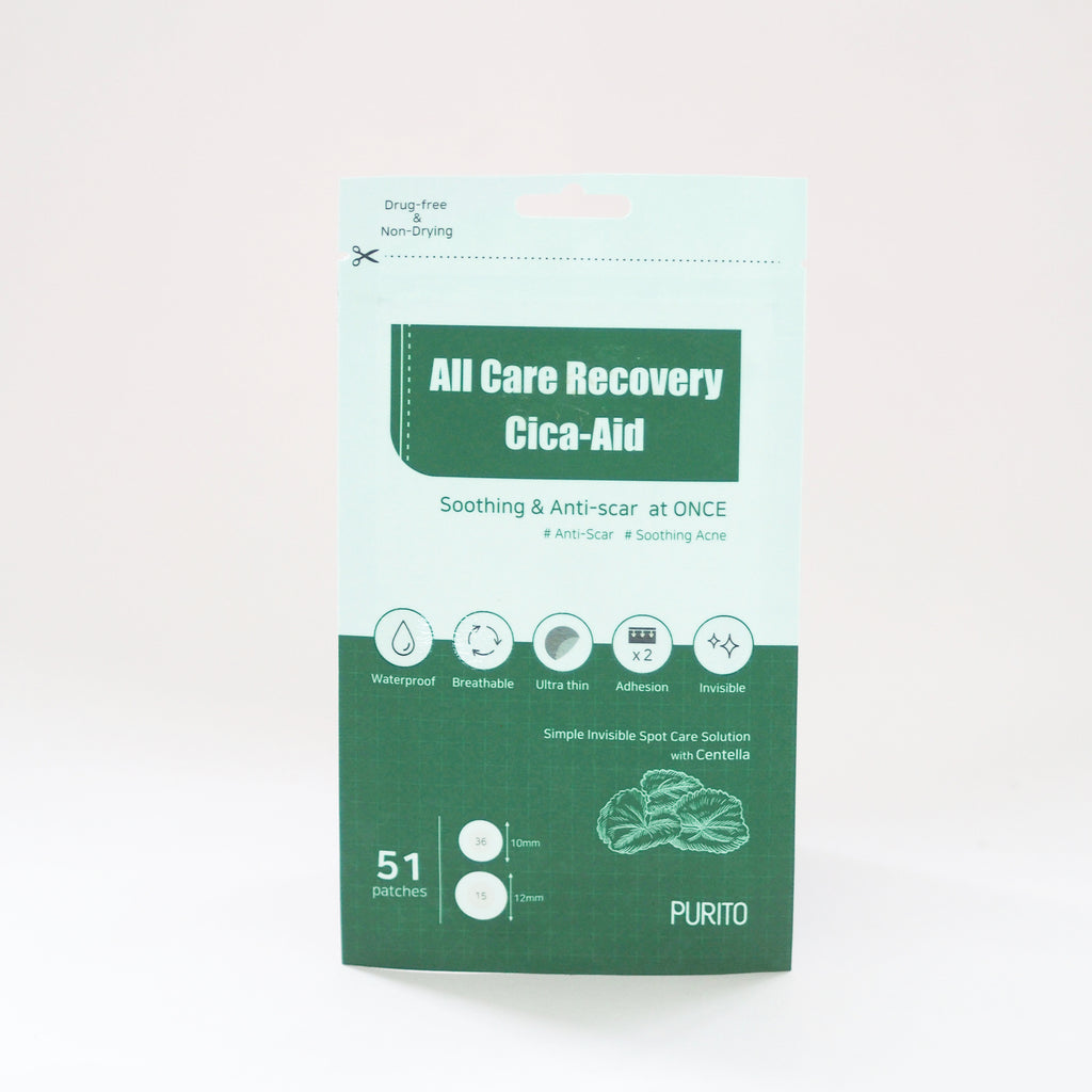 All Care Recovery Cica-Aid Spot Care