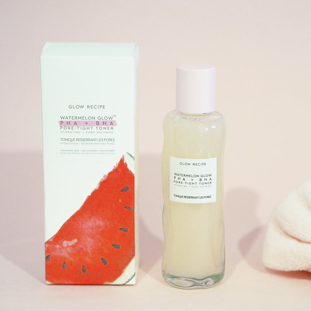 Watermelon Glow PHA + BHA Pore Tight Toner