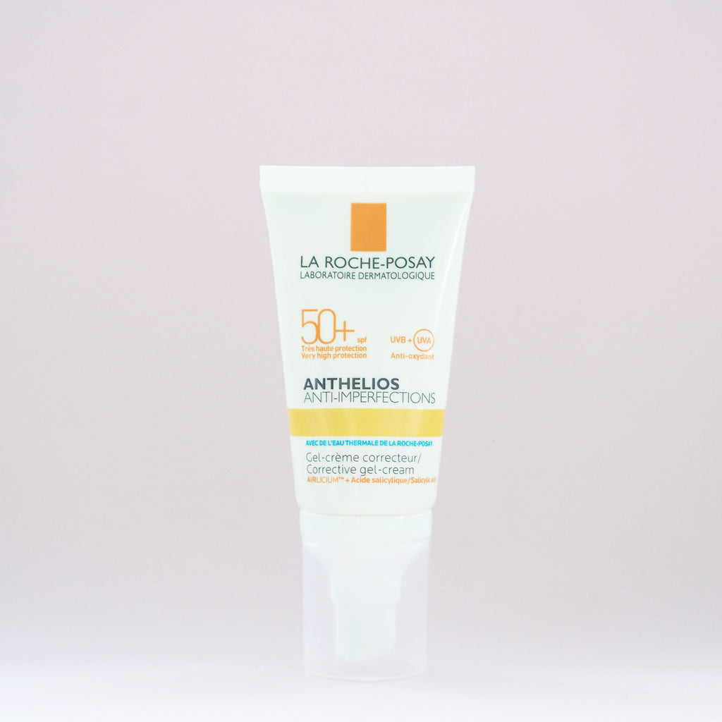 Anthelios Anti-Imperfections Corrective Gel-Cream SPF50+