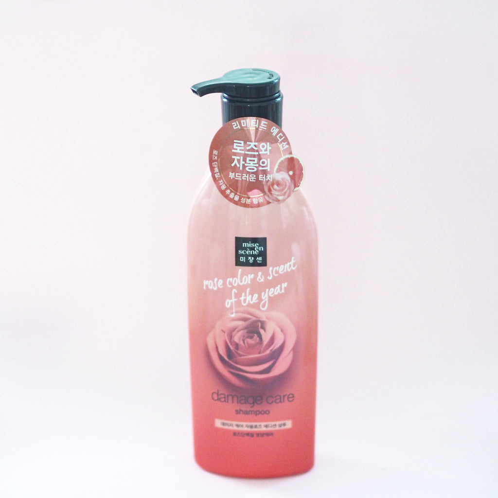 Damage Care Shampoo (Grapefruit and Rose Edition)