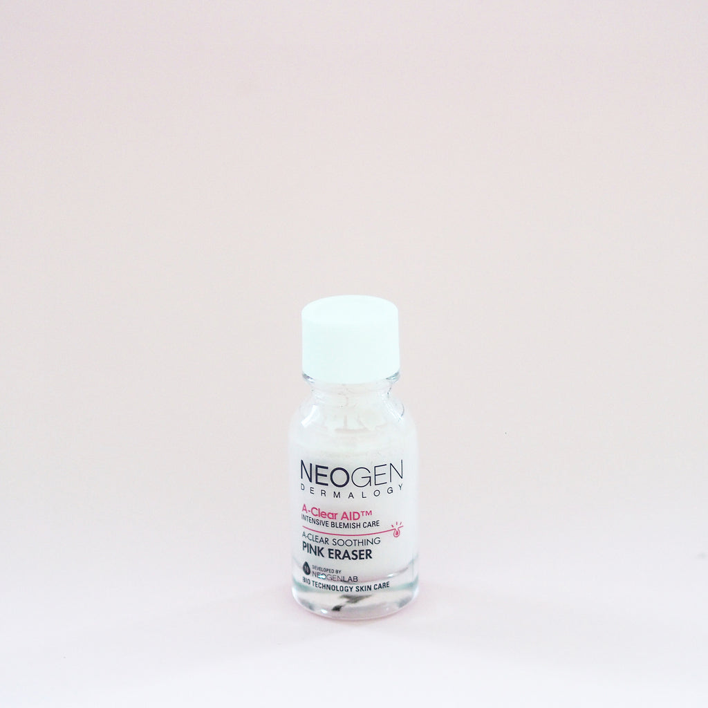 A-Clear Aid Soothing Pink Eraser