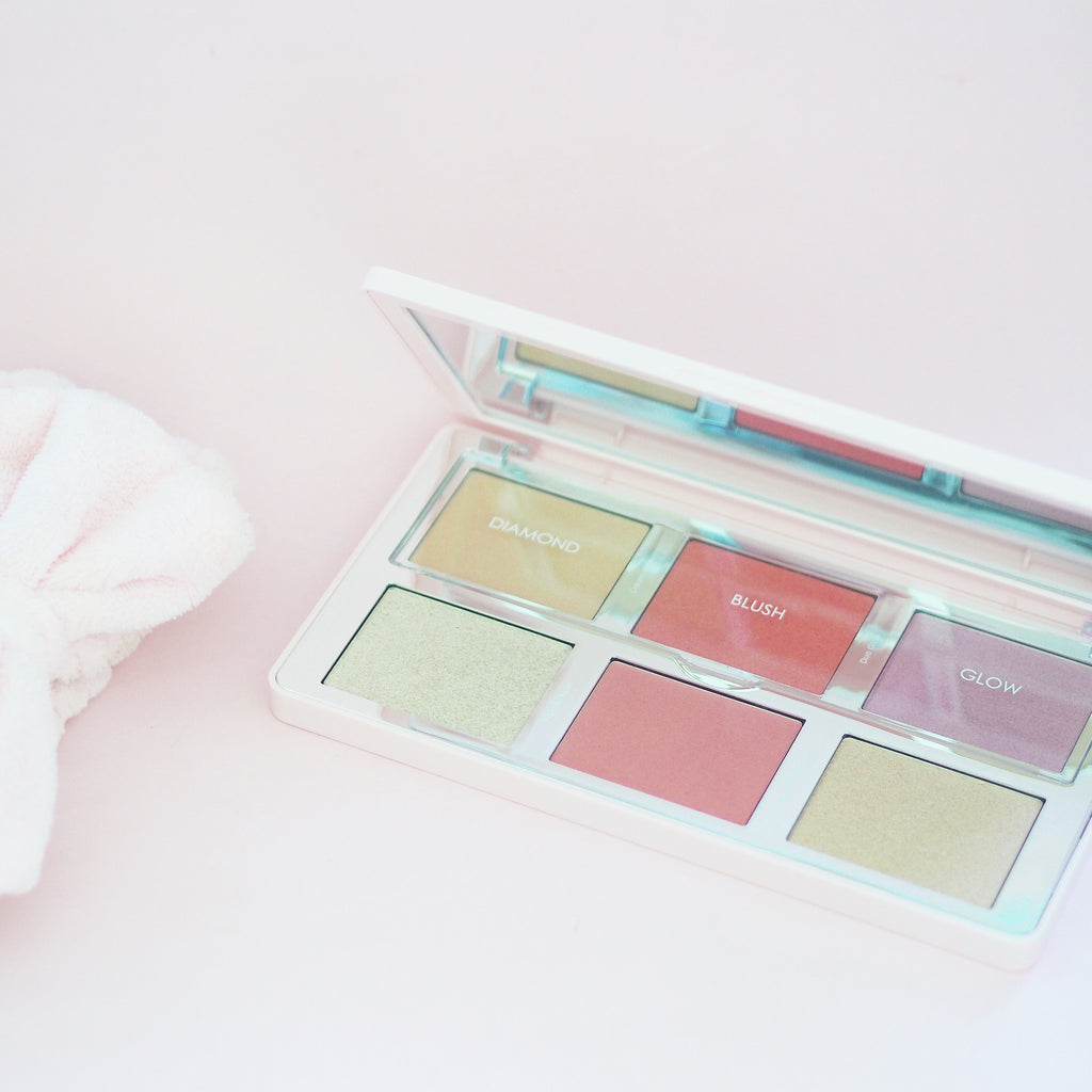 Diamond & Blush Palette (01. Darya)