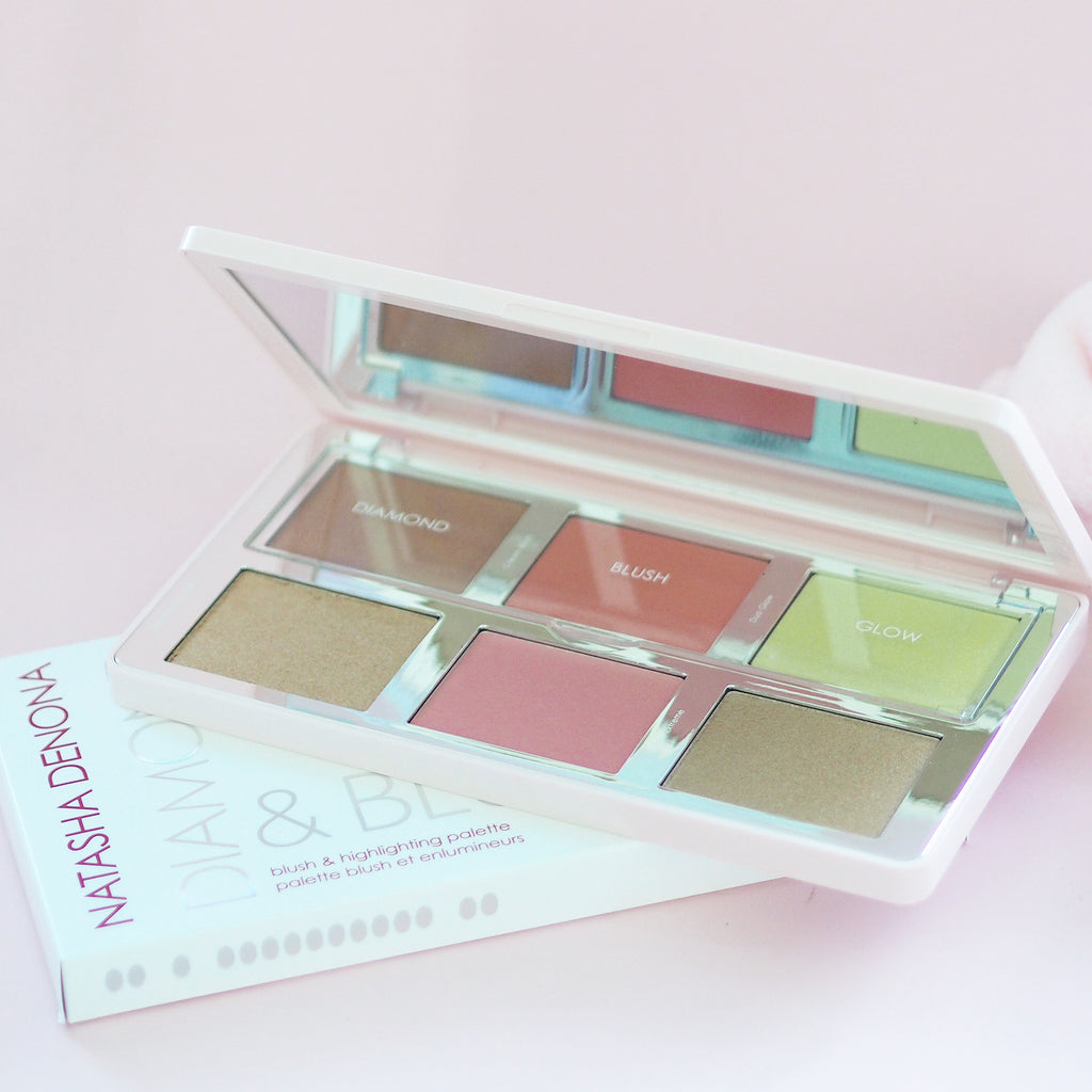 Diamond & Blush Palette (02. Citrus)