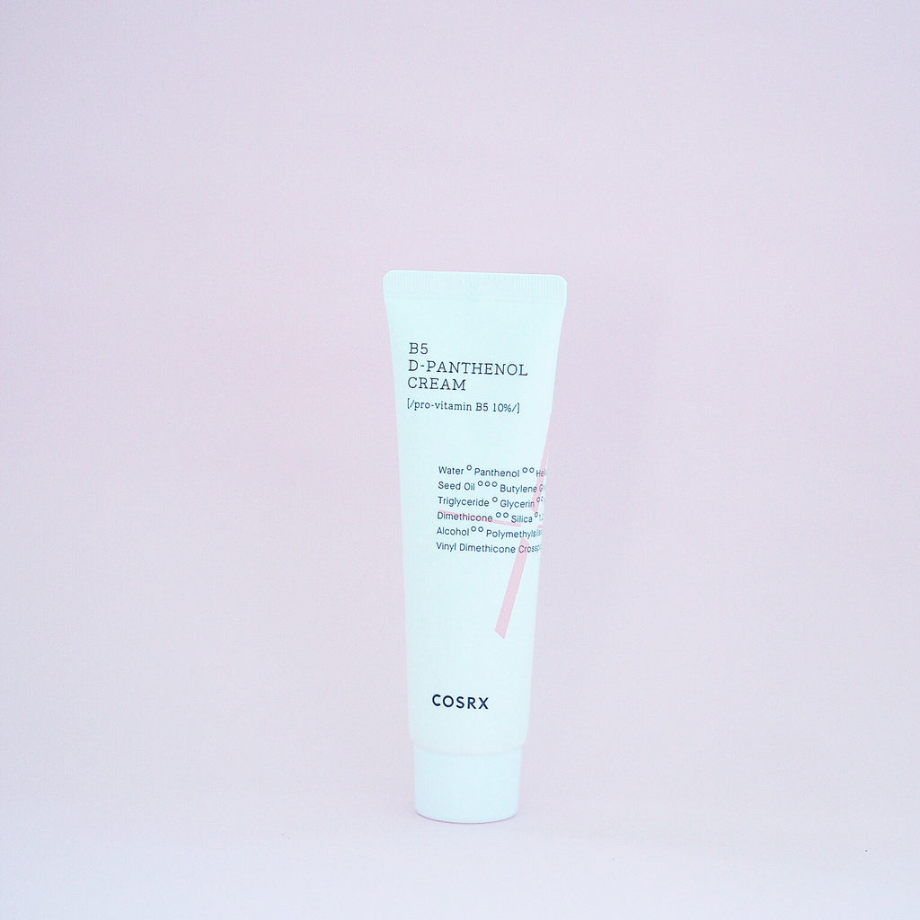 B5 D-panthenol Cream