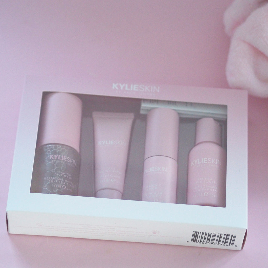 Kylie Skin Mini Travel Set