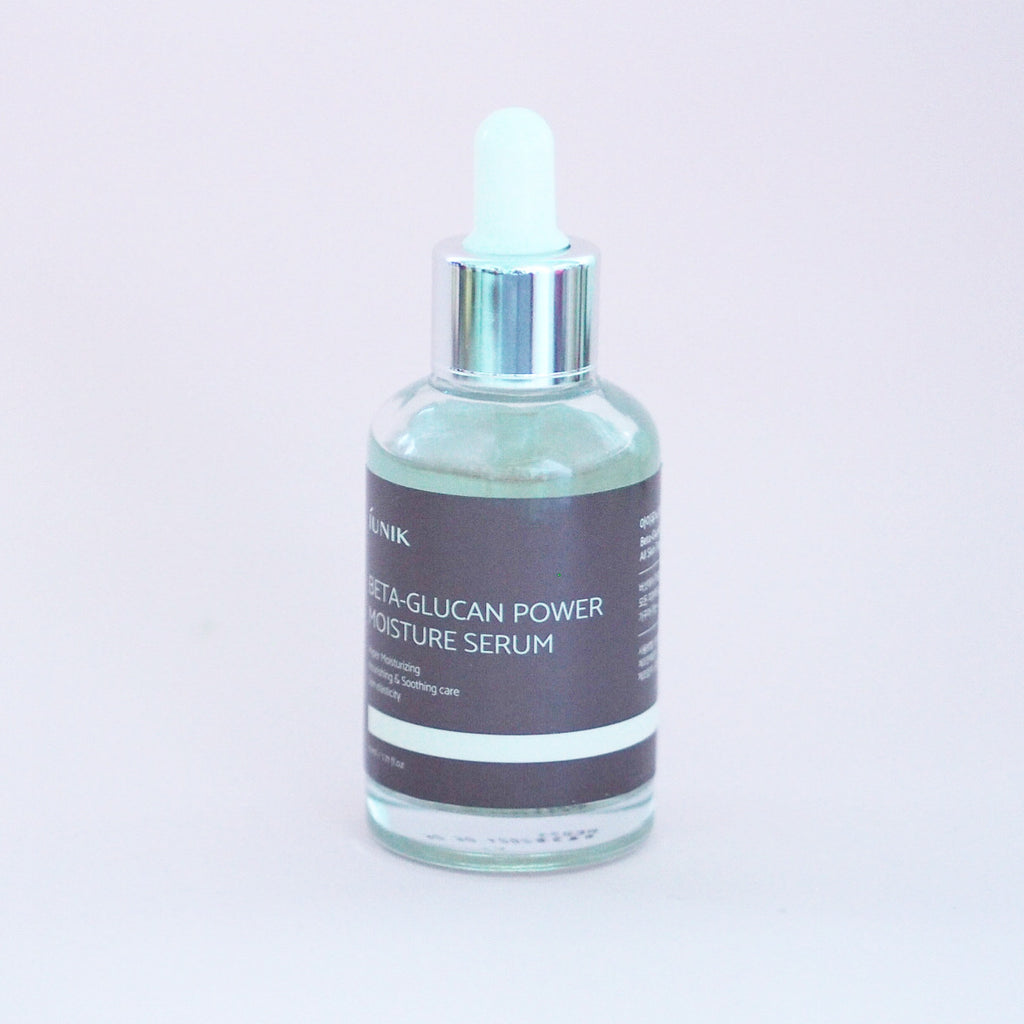 Beta Glucan 100% Power Moisture Serum