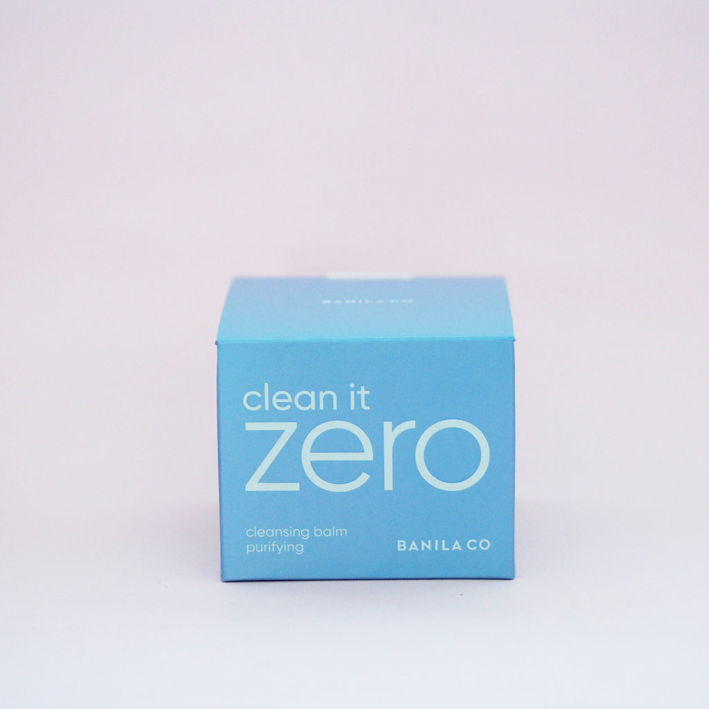 Clean It Zero (Purifying)