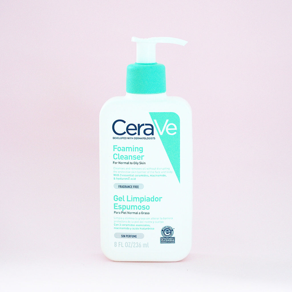 Foaming Cleanser Normal to Oily Skin (EU)