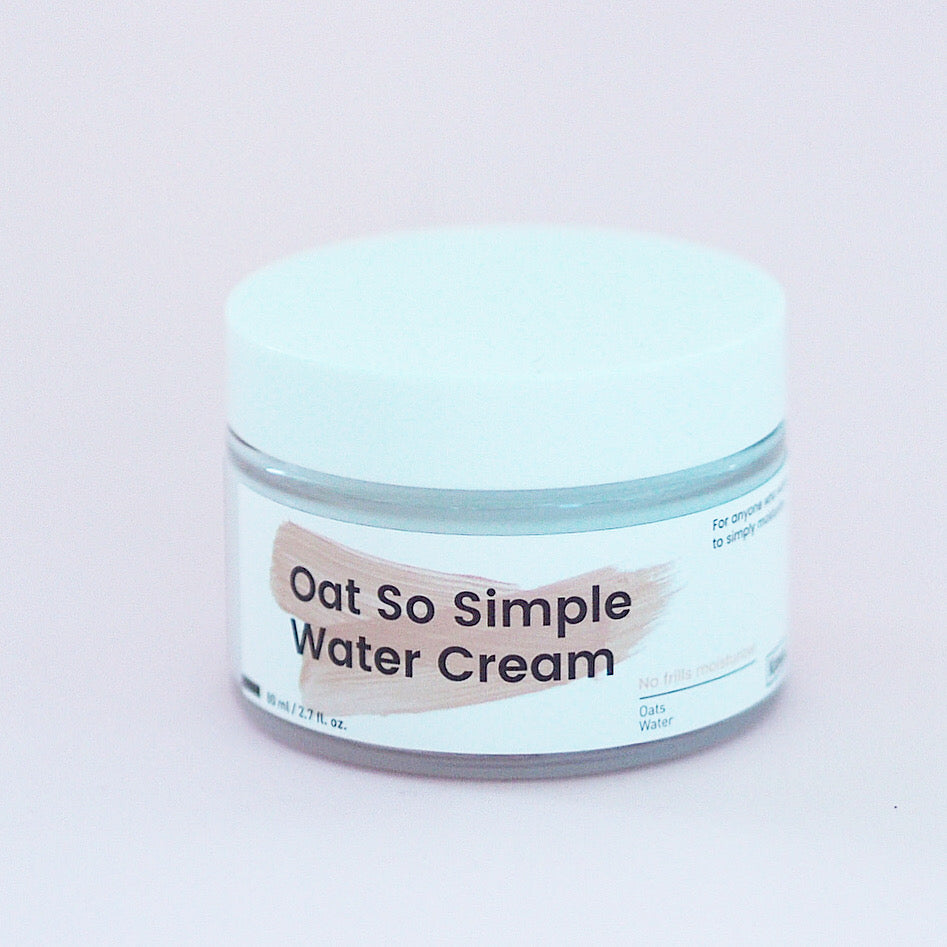 Oat So Simple Water Cream