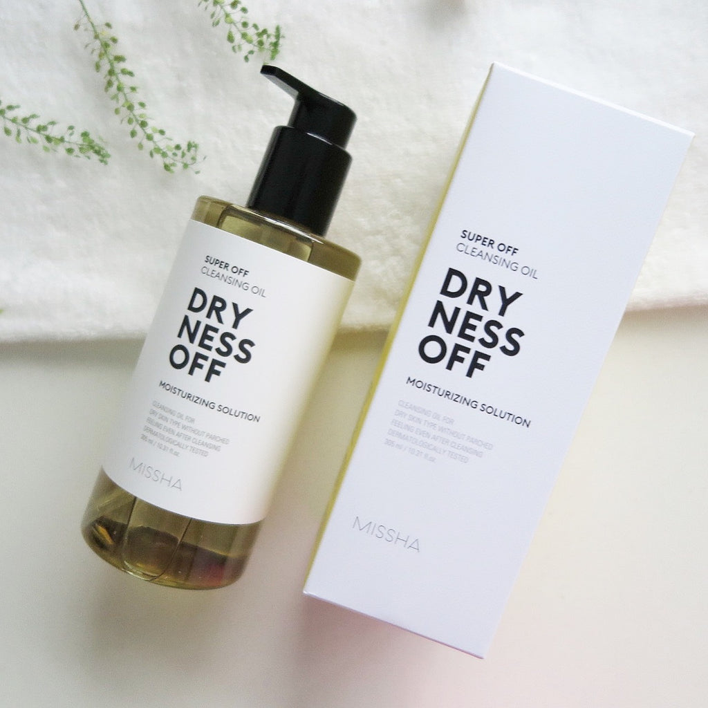 Super Off Cleansing Oil (Dryness Off) - 300ml