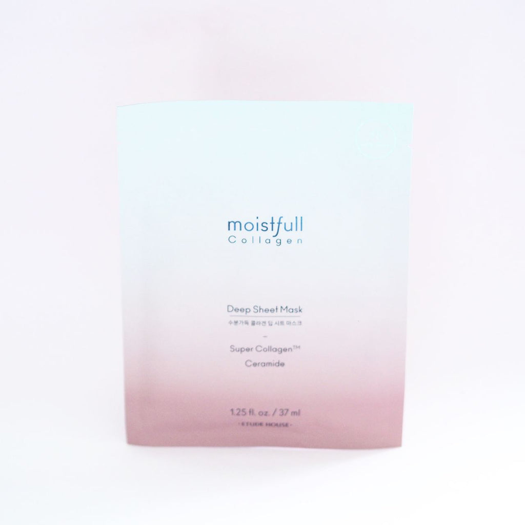 Moistfull Collagen Sheet Mask