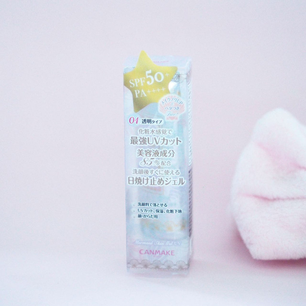 Mermaid Skin Gel UV SPF 50+ PA++++ (01 Clear)