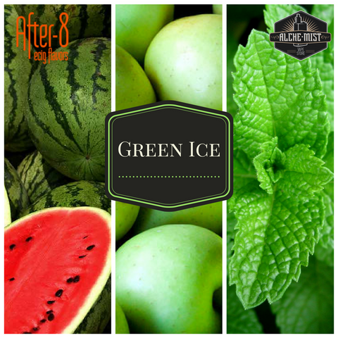 Green ice 10ml