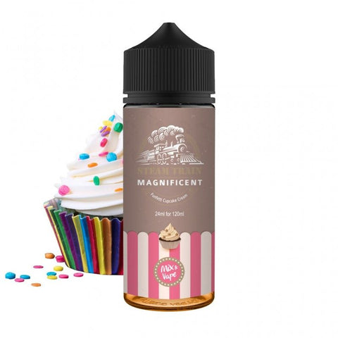 Steamtrain Magnificent 120ml