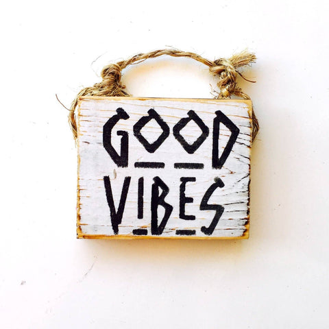 Rise the Vibe Wall Decor