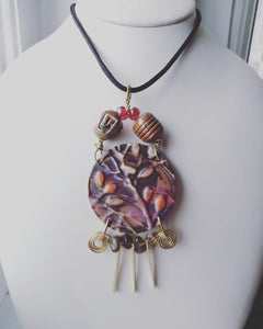 Upcycled Necklaces Style 1