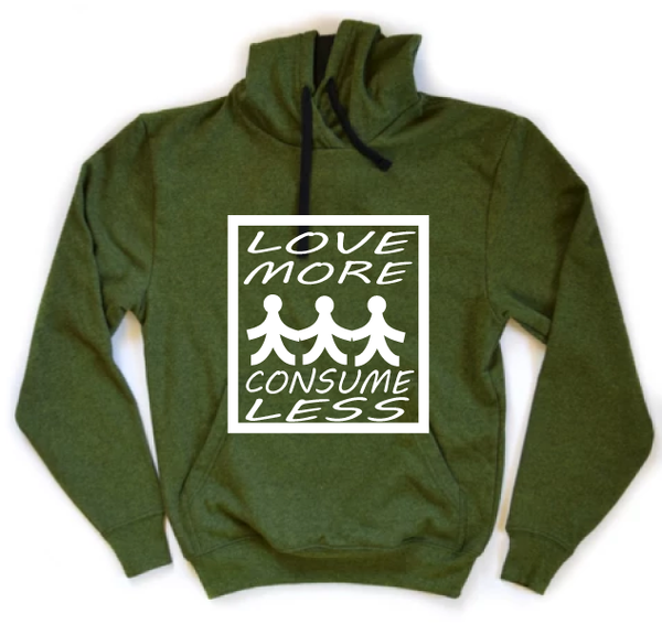Live Sustainably Unisex Pullover