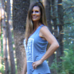 Live Sustainably Womens Sport Tank