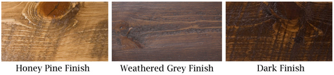 Barnwood Cheyenne Rustic Pool Table Finish Options