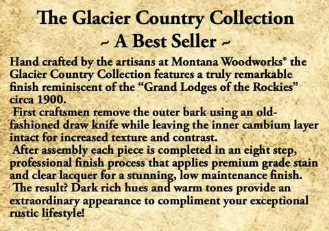 Glacier Country Collection Features