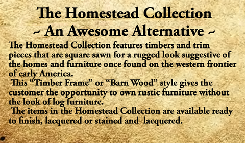 homestead collection features