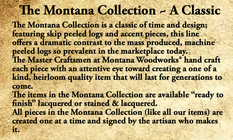 montana collection features