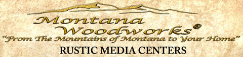 Montana Rustic Media Center logo