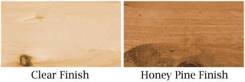 Norway Rustic Pool Table Finish Options