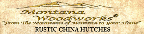 Homestead Rustic China Hutch logo