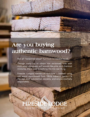 Authentic Barnwood