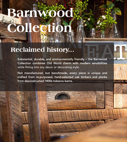 Barnwood Collection Best Rustic Furniture