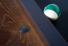 Load image into Gallery viewer, Barnwood Timber Lodge Rustic Pool Table