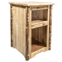 Load image into Gallery viewer, Glacier Country Rustic End Table