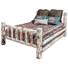 Load image into Gallery viewer, Montana Spindle Style Rustic Bed