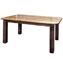 Load image into Gallery viewer, Homestead 4 Post Rustic Dining Table