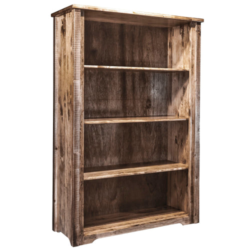 Homestead Rustic Bookcase