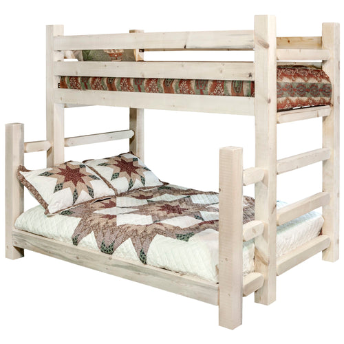 Homestead Rustic Bunk Bed