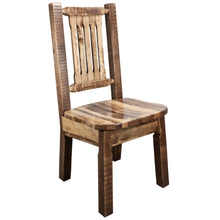 Load image into Gallery viewer, Homestead Rustic Dining Chair with Ergonomic Seat