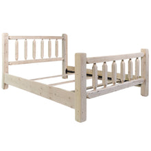 Load image into Gallery viewer, Homestead Spindle Style Rustic Bed