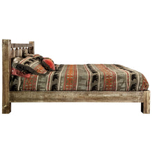 Load image into Gallery viewer, Homestead Rustic Platform Bed