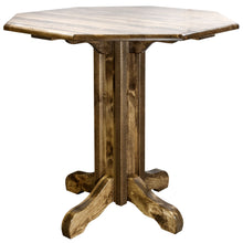 Load image into Gallery viewer, Homestead Rustic Pub Table