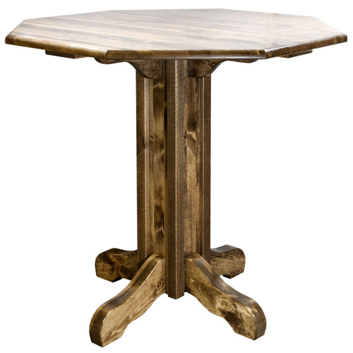 Homestead Rustic Pub Table