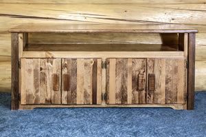 Homestead Rustic TV Stand
