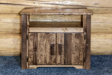 Load image into Gallery viewer, Homestead Rustic Utility Stand