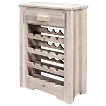 Load image into Gallery viewer, Homestead Rustic Wine Cabinet
